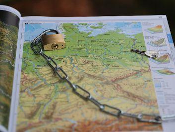 Reisen von Deutschland nach Österreich